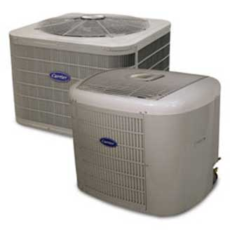 Carrier 25HPA5 Heat Pump